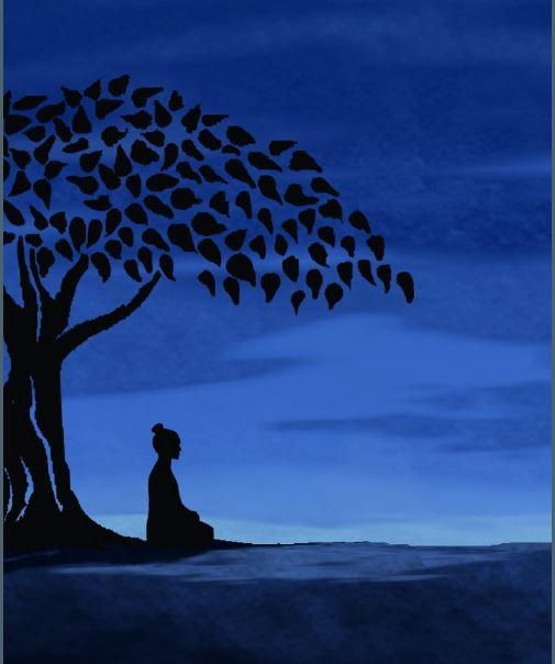 Méditation au crépuscule