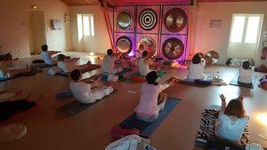 Cours de Yoga à Fargues St Hilaire le jeudi @ Salle des Fêtes - Mairie | Fargues-Saint-Hilaire | Nouvelle-Aquitaine | France
