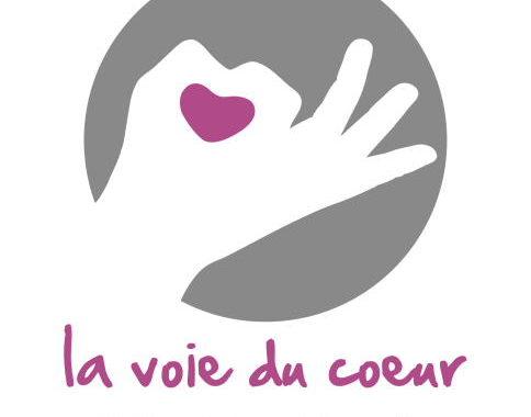 Logo Association La voie du Coeur