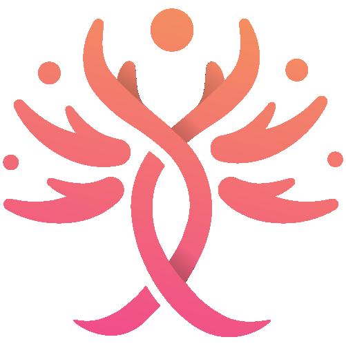 Patricia PRIAT - Au coeur de l'humain Logo