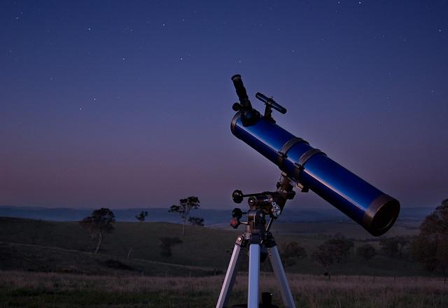 Observation du ciel