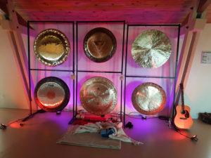 Matinée Kundalini Yoga et bain de gongs - 31 mars 2019 @ Château Beauval, Bassens, France | Dolmayrac | Nouvelle-Aquitaine | France