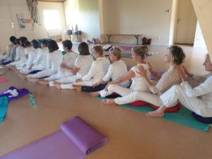 Matinée Kundalini Yoga - 22 novembre 2020 @ Château Beauval, Bassens, France | Bassens | Nouvelle-Aquitaine | France