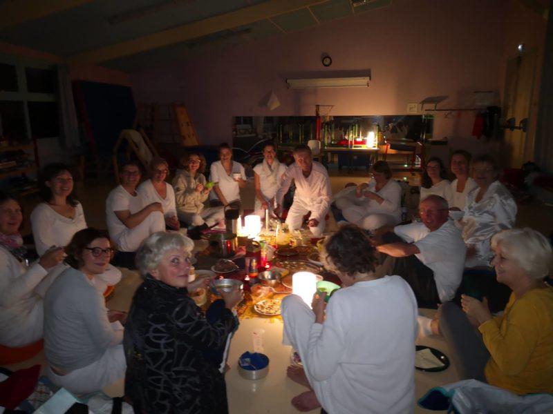 méditation et auberge espagnole 13 12 2019
