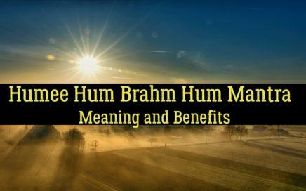 humee hum brahm hum image